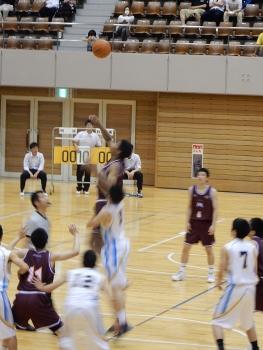 高校バスケ東北大会・山形 085