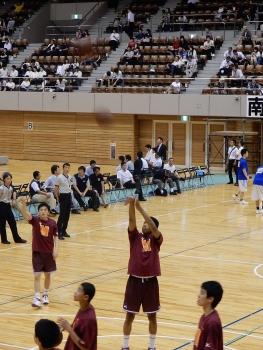 高校バスケ東北大会・山形 073