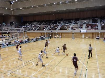 高校バスケ東北大会・山形 094