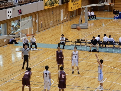 高校バスケ東北大会・山形 135