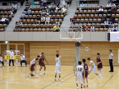 高校バスケ東北大会・山形 114