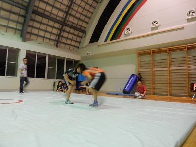 レスリング練習 029
