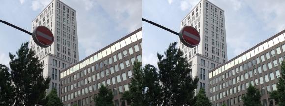 セントレジスホテル大阪②(平行法)