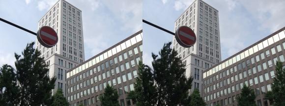 セントレジスホテル大阪②(交差法)