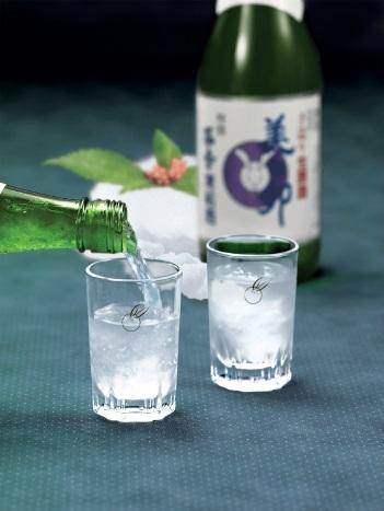 美々卯 凍結酒