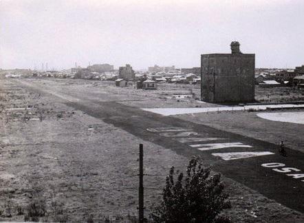戦後の占領軍の専用飛行場
