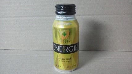 ポッカサッポロ「キレートレモン ENERGIE(エナジエ)」