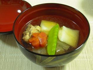 お雑煮(1)