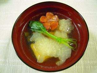 お雑煮(2)