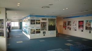 神戸市役所1号館24階展望ロビー