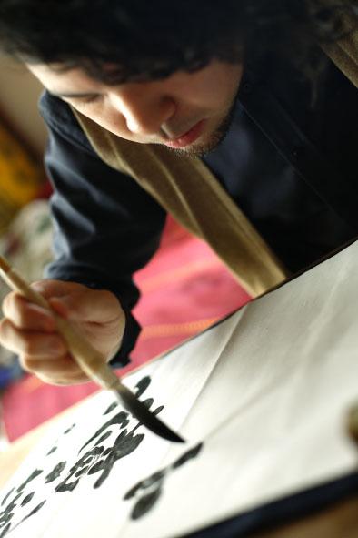 『遠藤夕幻』 写真撮影:林建次