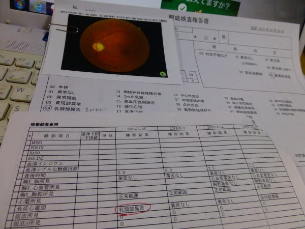 150714健康診断結果