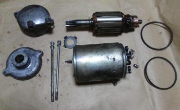 MITSUBA ミツバ SM-8210 セル・スターティングモーター cell starting motor self starter motor