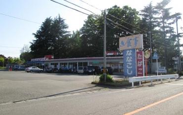 ドライブイン七輿(ななこし)群馬県藤岡市 昭和レトロ オートレストラン ゲームセンター