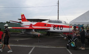 T-1A/B中等練習機 航空自衛隊 富士重工業 静浜基地航空祭