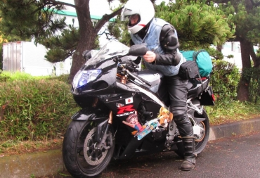 ☆2014年七夕 まじぽか 痛バイク スズキ GSX-R1000K1K2 (GSX1000R) KROG会長号 まじかるぽか~ん痛バイ