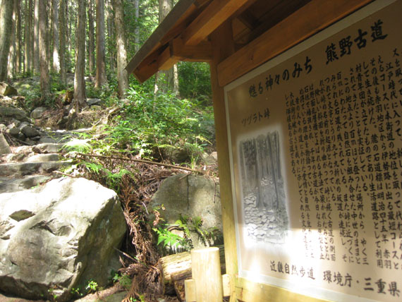 熊野古道・ツヅラト峠8-10