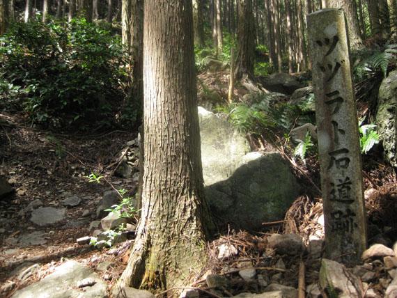 熊野古道・ツヅラト峠8-11