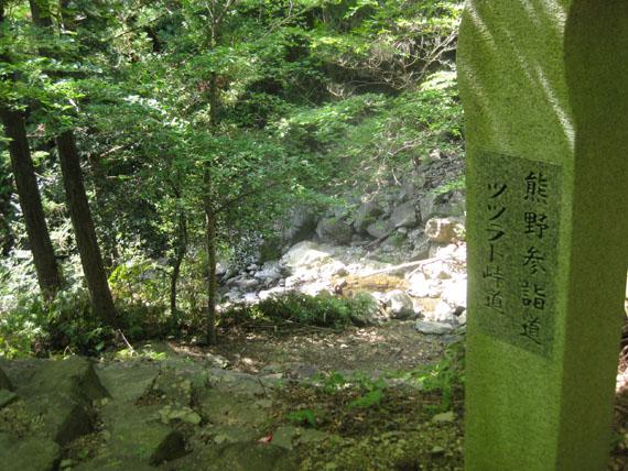 熊野古道・ツヅラト峠8-18