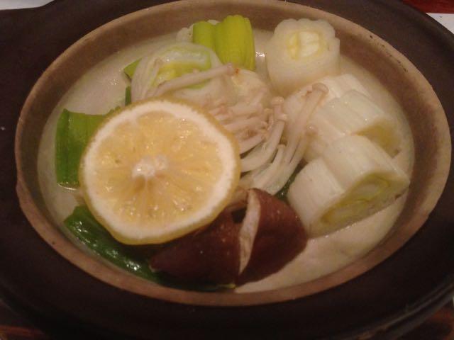 下仁田葱バター焼