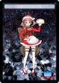 MTG カスタム3新枠艦娘 駆逐艦綾波型漣(クリスマスバージョン)