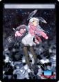 MTG カスタム3新枠艦娘 駆逐艦 吹雪型叢雲(バレンタインバージョン)