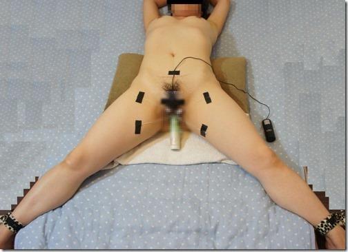 【SM緊縛エロ画像】段々過激になるプレイにも股間を濡らす人妻達15