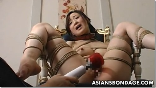 【SM緊縛マジイキエロ動画】縛られただけでカラダの全てが敏感になって。そんな事されたら・・