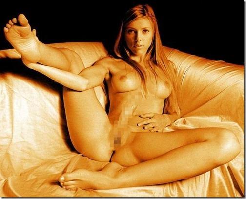 【三次元ふたなりエロ画像2】女性器の位置は人それぞれの両性具有者のエロ画像08
