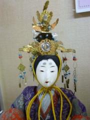 昭和初期のおひなさまの顔 2
