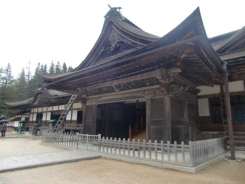 金剛峯寺Ⅱ