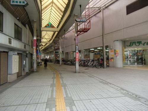 河内長野駅前商店街