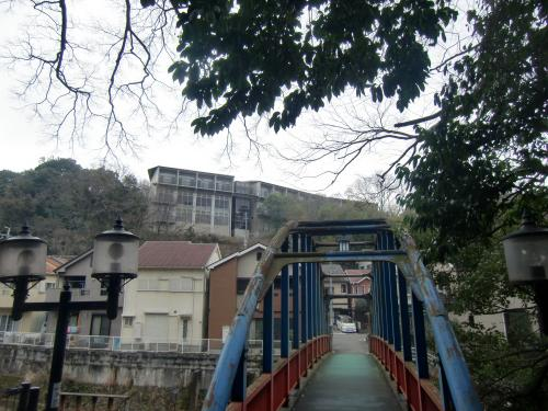 黄金橋と河内長野荘