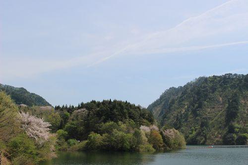 2015GW大石ダム