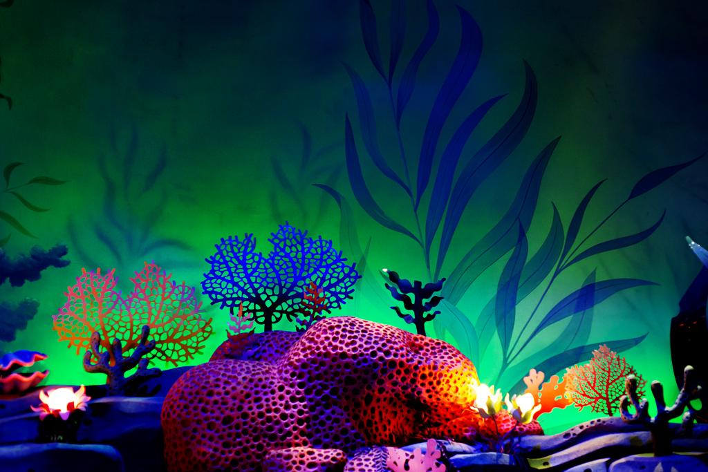 海の森(マーメイドラグーン)