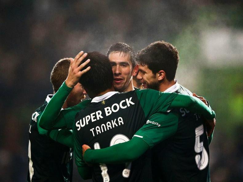 Sporting CP Lisbon vs FC Famalicao