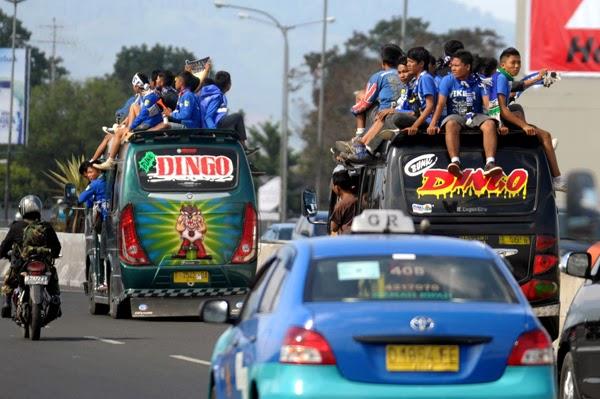 bobotoh konvoi mobil