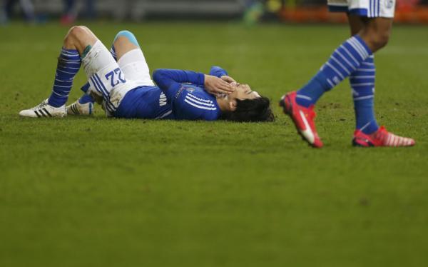 uchida after injury real