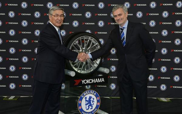 José Mourinho youkohama tyre