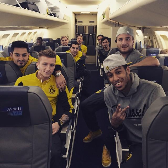 Ramos all alone