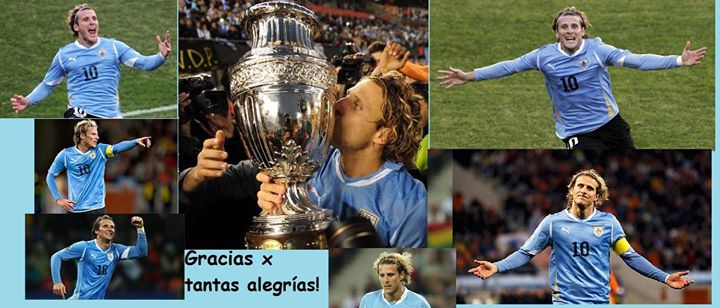 Forlan announces his retirement from the Uruguay