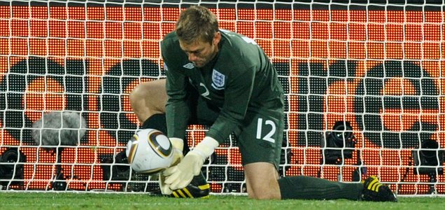 Robert Green slip