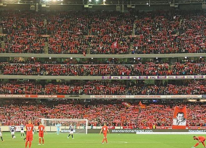 Liverpool Australia Melbourne Victory