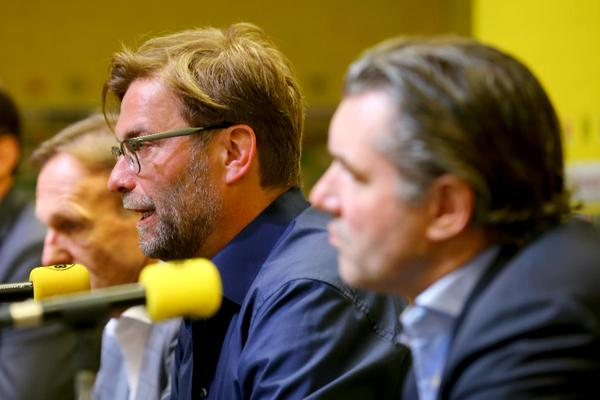 Jürgen Klopp part ways after end of season