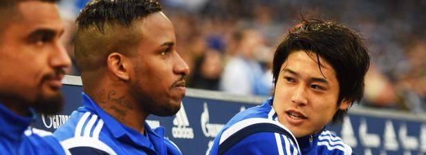 Uchida auf Schalke nur noch im Abseits