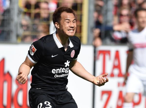 Freiburg 0-2 Mainz okazaki