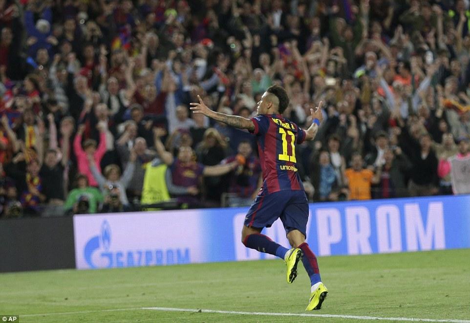 Neymar_Bayern Munich_3_0