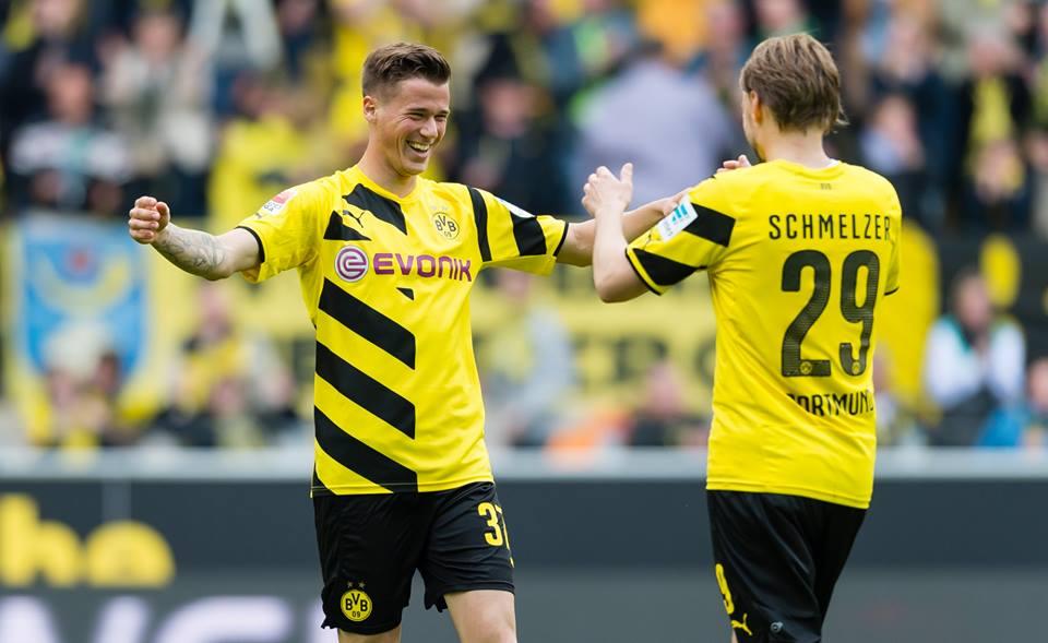 Borussia Dortmund - Hertha 2 0 Durm