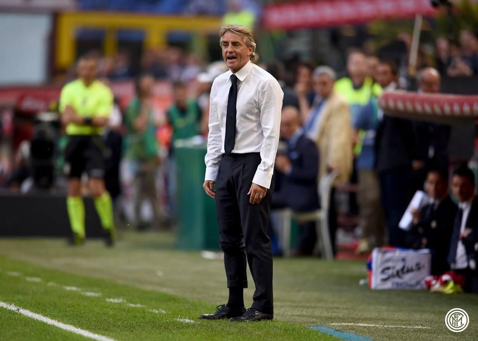 mancini Inter-Juventus 1-2