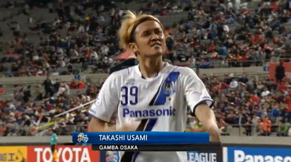 FC Seoul vs Gamba Osaka usami